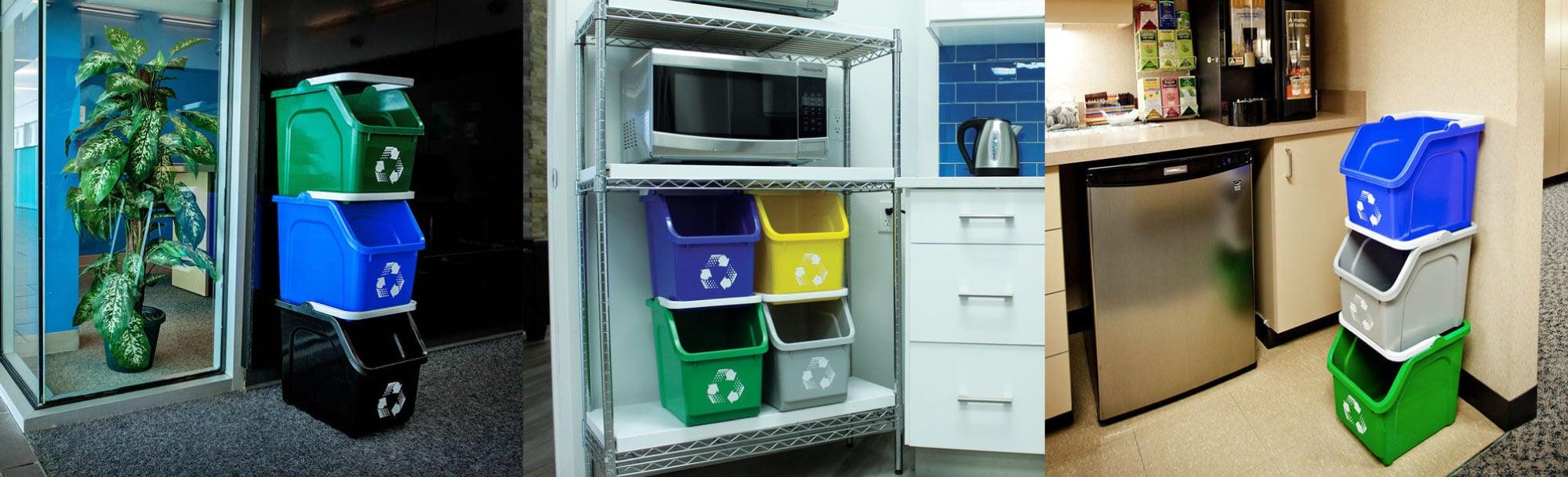 Multi Recycler | Bins4 Shredding