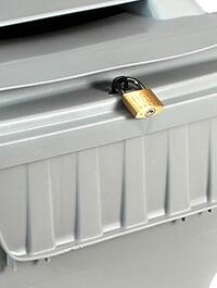 Pad Lock & Keys